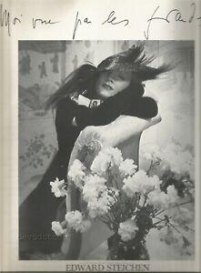 70's Marlene Dietrich 11-page Vogue Paris by Dietrich Editorial 1973