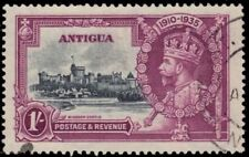 ANTIGUA 80 (SG94) - King George V Silver Jubilee (pa95035)