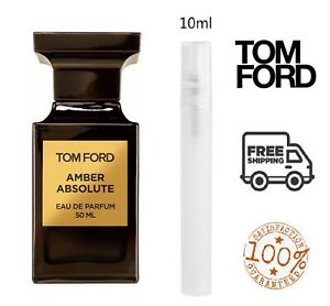 Tom Ford Amber Absolute 10ml! Fast and free delivery!