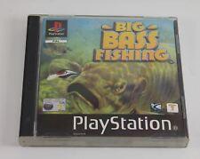 Big Bass Fishing (PS1)