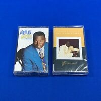 Lot 2 Norman Hutchins [Battlefield - Emmanuel] Cassette Tapes JDI Records SEALED