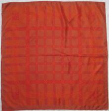 -Superbe Foulard  GUCCI  100% soie  TBEG  vintage scarf  84 x 87 cm