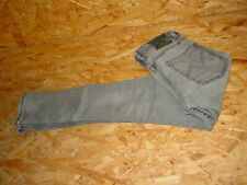 Herren Stretchjeans/Jeans TOM TAILOR Gr.W28/L32 dunkelgrau used PIERS super Slim