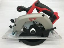 Milwaukee 2630-20 M18 Cordless 6-1/2 Inch Cordless CircularSaw TOOL ONLY GR [M]
