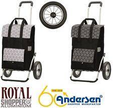 Andersen Royal SHOPPER Hydro Ø 29 Rad thermofach rimorchio bicicletta Carrellino spesa