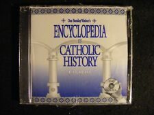 Our Sunday Visitor's Encyclopedia of Catholic History (CD-ROM) BRAND NEW!