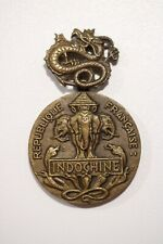 Médaille militaire Indochine. Corps expéditionnaire d'extrême Orient.