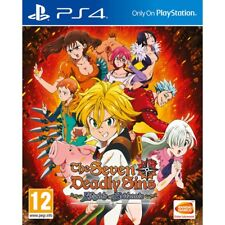 The Seven Deadly Sins Knights of Britannia Ps4 &