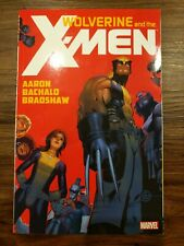 Marvel Comics Wolverine and the X-Men Graphic Novel Comic Book Aaron Bachald