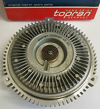 CLUTCH RADIATOR FAN COOLANT VISCOUS HUB MERCEDES TOPRAN 400605 1112000422 NEW