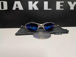 Oakley X Metal Juliet Frame Polished/ Lens Blue Irid. from 1999 JB024331 04-117