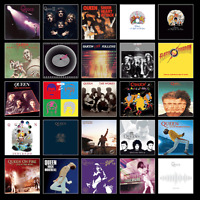 Queen LP Record Collection Japan limited 25 series Collection Items  DeAGOSTINI
