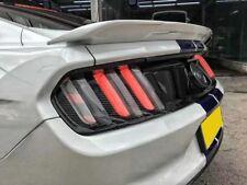 Ford Mustang GT350 GT350R Style Tronc Démarrage Spoiler Noir Brillant ABS Pour Yrs 15-18