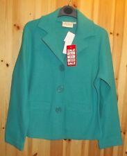 Women's Wool No Pattern Button Waist Length Coats & Jackets