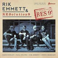 Rik Emmett And Resolution 9 - Res9 (NEW CD)