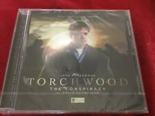 7 Torchwood Audios-The Conspiracy, Visiting Hours, Fall to Earth, Uncanny Valley