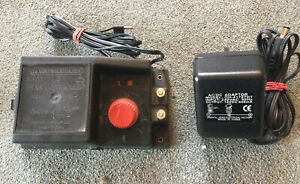 Hornby R965 Controller with replacement transformer - train speed controller