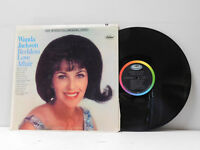 Wanda Jackson country LP Reckless Love Affair Capitol