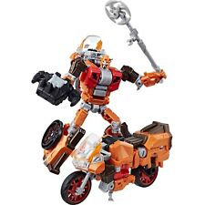 Transformers Power of the Primes POP Planet Cybertron Deluxe Wreck-Gar Fast Ship