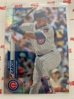 2020 Topps Chrome ROBEL GARCIA Prizm Refractor ROOKIE RC #181 Chicago Cubs