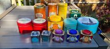 Job Lot - 14 Fortnum & Mason Tins earl grey darjeeling coffee florentine biscuit