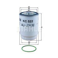Kraftstofffilter MAHLE ORIGINAL (KC 522D)