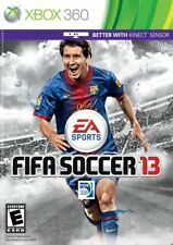 FIFA Soccer 13 For Xbox 360 Complete w/Manual Refurbished VG Fast Free Shipping