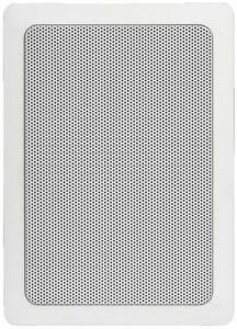 Monacor ELA 100V Einbau Lautsprecher Wand- Deckenlautsprecher ESP-17/WS weiss