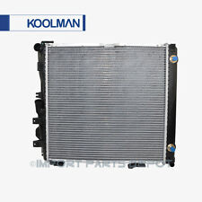 Mercedes-Benz Radiator Koolman OEM Quality 1265005103