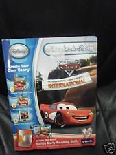 Vtech Create-A-Story Disney The World of Cars Radiator Springs International