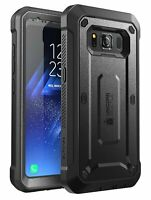 SUPCASE For Samsung Galaxy S8 Active, Multi-Layer Holster Case Cover w/ Screen