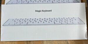 NEW - SEALED - APPLE MAGIC KEYBOARD 2 - (MLA22LL/A SILVER) Wireless Keyboard