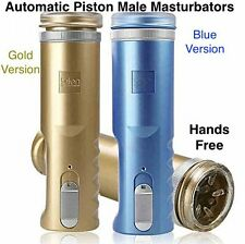 3D Male Masturbator Sex Toy Automatic HandsFree Vagina Pussy Stroker Flesh Cup