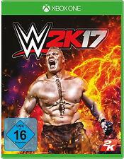 WWE 2K17 (Microsoft Xbox One, 2016)