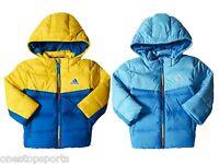 adidas baby boys down padded coat. Infants coat. Infant jacket. Various sizes!