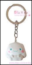 CINNAMOROLL Sanrio Bell Keychain Keyring Bag Charm