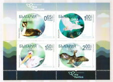 BULGARIA 2019 FAUNA Animals BIRDS - sheet (Limited edition!) MNH