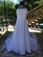 David's Bridal - Michaelangelo - Style #8260 - Great Beach or Summer Wedding