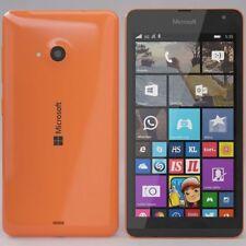 Microsoft Nokia Lumia 535 - 8GB - Orange (Unlocked) Smartphone Factory Sealed