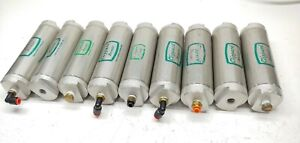 Clippard AVT32 16 Pneumatic Air Cylinder Minimatic precision stainless steel