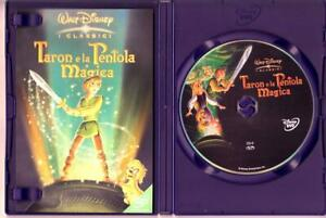 Taron e la Pentola Magica - Walt Disney i classici - olo tondo Z3 DV-0093 dvd