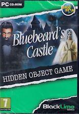 Bluebeard's Castle Hidden Object Game BRAND NEW (PC CD-ROM)