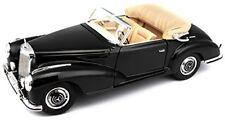 1955 Mercedes-Benz 300s Roadster negro 1 18 Maisto 31806