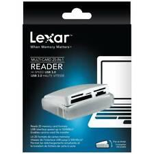 Lexar Multicard Leser 25-IN-1 USB 3 Card Reader Cf Sdhc- SD Xd