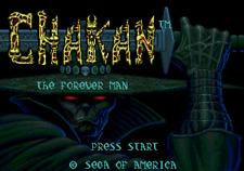 Chakan - Sega Genesis Game