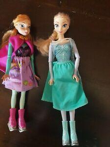 Puppe Anna und Elsa