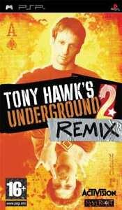 Tony Hawk's Underground 2 Remix  PSP Game
