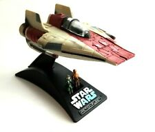 Vintage 1996 Galoob Micro Machines ~ Star Wars Action Fleet ~ A-WING FIGHTER