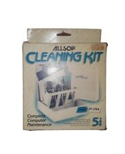 Allsop Cleaning Kit   w/Disk Filing System 10   Computer Maintenance (New!)