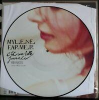 Maxi 45 Picture - Mylene Farmer  C'est Une Belle Journée << Neuf Scéllé >> 2002